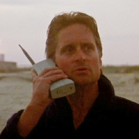 Gordon Gekko helping poor people...
